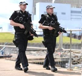 nuclear police capita